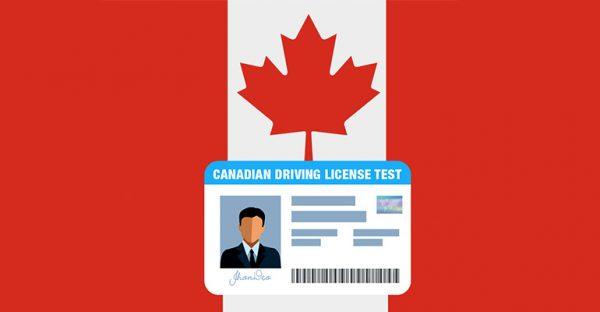 ترجمه رسمی گواهینامه رانندگی کانادا