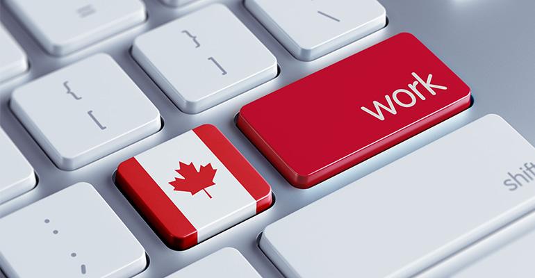 ترجمه رسمی گواهی شغلی کانادا